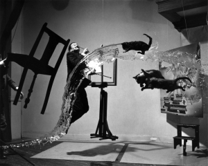 water black white cats surrealism salvador dali artwork 1680x1050 wallpaper_www.wall321.com_60